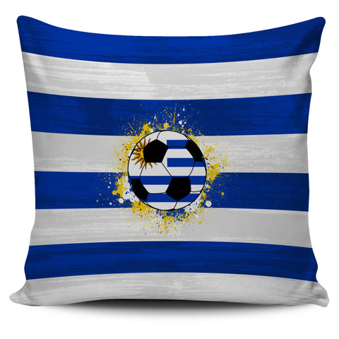 Uruguay Soccer Pillow Cover Collection