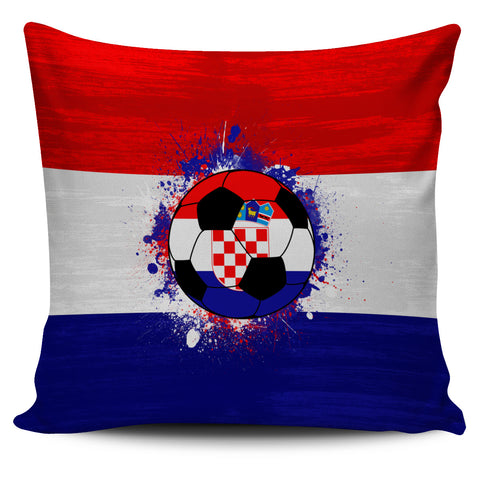 Croatia Soccer Pillow Cover Collection