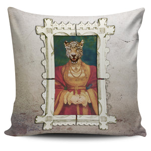 Pillow Cover - Renaissance Remorphed (Anne of Cleves)