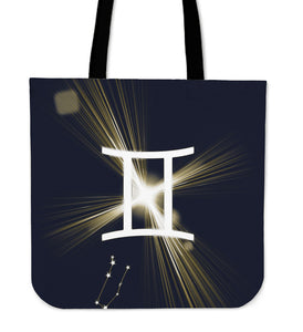 Tote Bag - Zodiac Collection (Gemini)