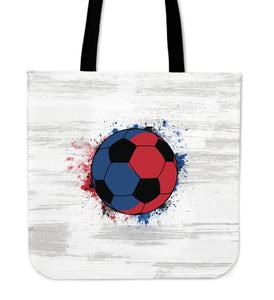 South Korea Soccer Tote Bag Collection
