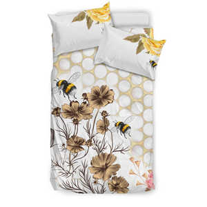 Bedding Set - Beekeeping