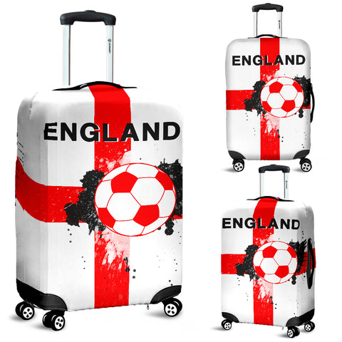 England Soccer Luggage Covers