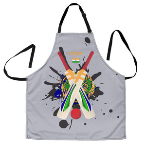 Women's Apron - Cricket Collection (India)