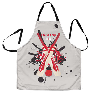 Men's Apron - Cricket Collection (England)