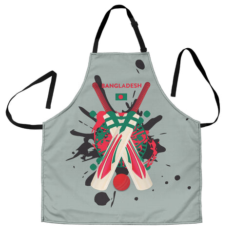 Women's Apron - Cricket Collection (Bangladesh)