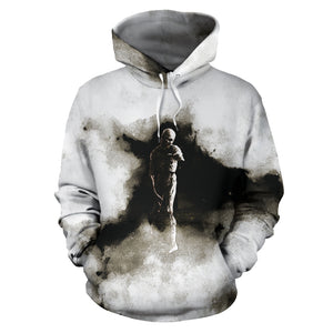 Men's Full Hoodie - Macabre Mythology (Ghoul)