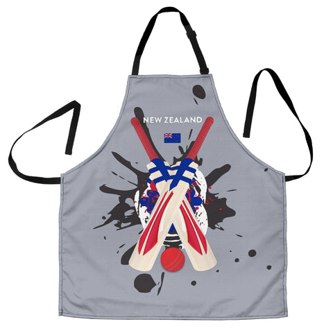 Men's Apron - Cricket Collection (New Zealand)