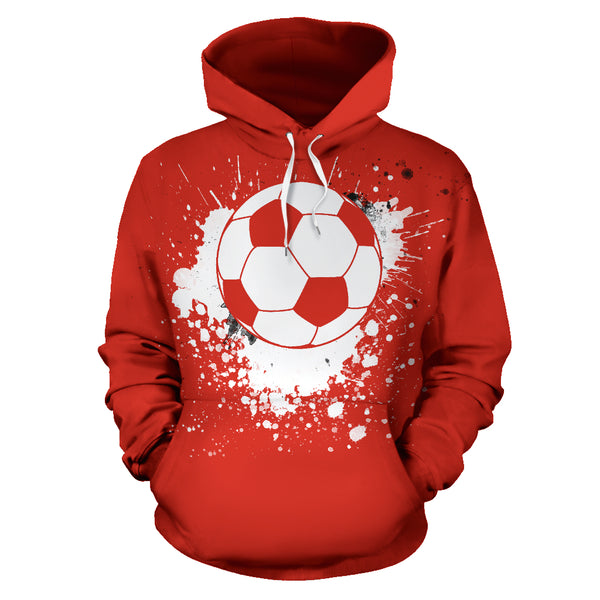 Switzerland Soccer Hoodie Men