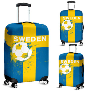 Luggage Covers Sweden Soccer
