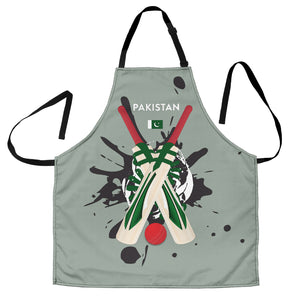 Men's Apron - Cricket Collection (Pakistan)
