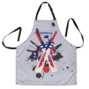 Men's Apron - Cricket Collection (Australia)