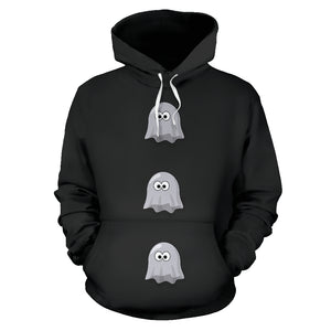 Hoodie Boo! Front