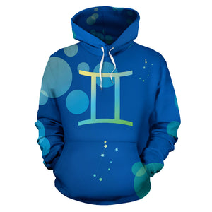 Full Hoodie - Zodiac Collection (Gemini)