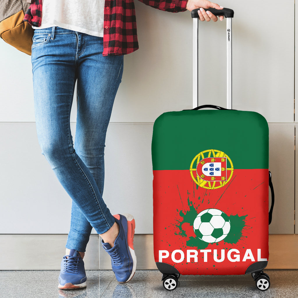 Luggage Covers Portugal Soccer