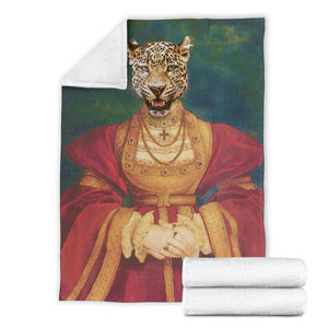 Premium Blanket - Renaissance Remorphed (Anne of Cleves)