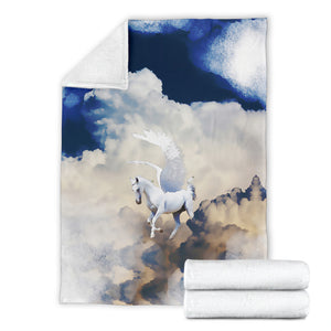 Premium Blanket - Mythology (Pegasus)