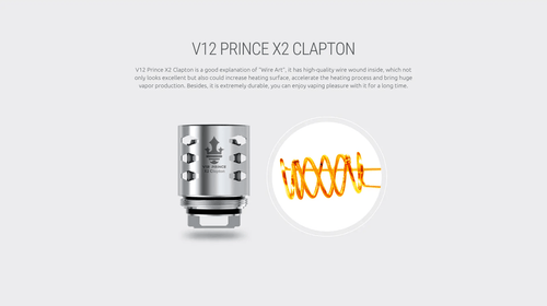 Smok TFV12 Prince Replacement Coils - Vape Delivery Orlando