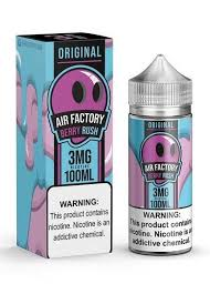 Berry Rush is a flood of fruity candies flavored with sweet and succulent strawberries, blueberries, and raspberries with a signature taffy note!  VG/PG 70/30. Vape Delivery Orlando accepts all major debit/ credit cards. You may click here to call tel:3212090996‬ for assistance in placing order.