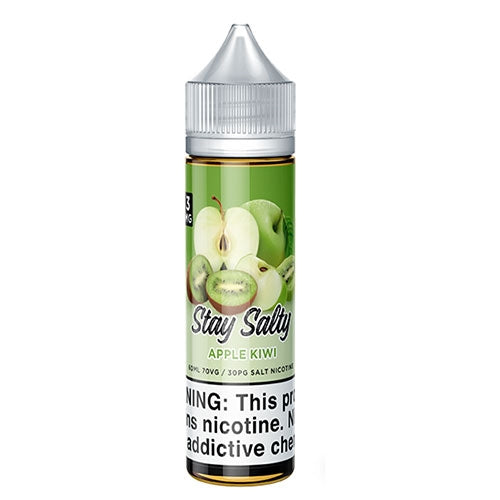 Stay Salty Apple Kiwi | 60 ml - Vape Delivery Orlando
