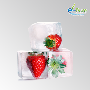 e-Pure Arctic Strawberry | 60 ml - Vape Delivery Orlando
