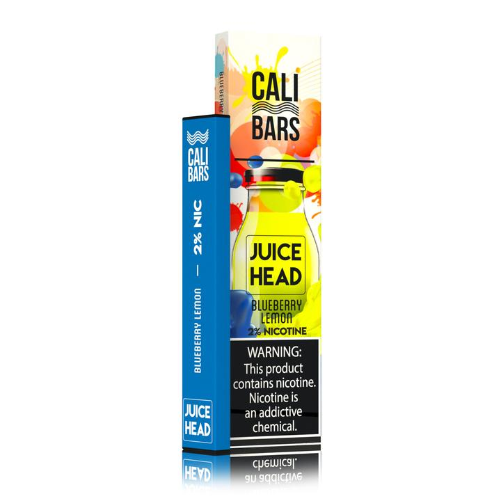 Cali Bar Juice Head | Blueberry Lemon | Nicotine Strength 50 - Vape Delivery Orlando