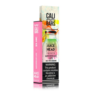 Cali Bar Juice Head Freeze | Watermelon Lime | Nicotine Strength 50 - Vape Delivery Orlando