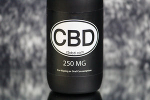 CBD STL Pure Isolate 250mg/ 60 ml