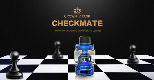 Uwell Crown IV Tank - Vape Delivery Orlando