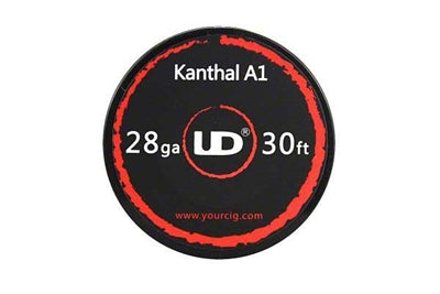 Kanthal A1 Resistance Wire - Vape Delivery Orlando