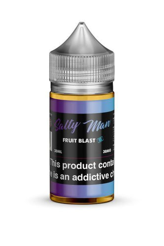 Salty Man Fruit Blast Ice 30 ml