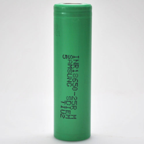 Samsung 25R 18650 Battery - Vape Delivery Orlando