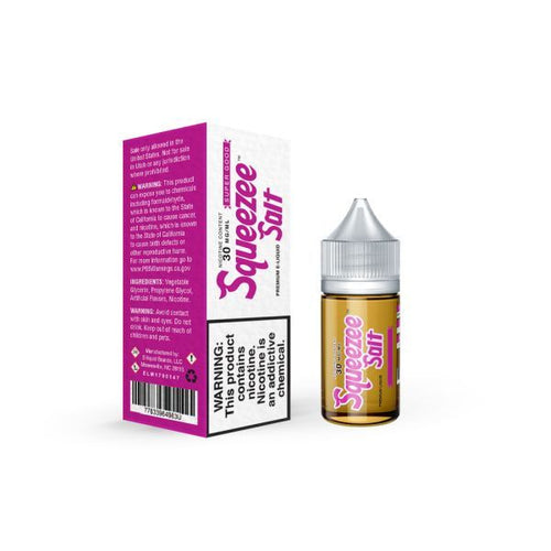 Squeezee Salts Super Good | Raspberry Watermelon Candy | 30 ml - Vape Delivery Orlando