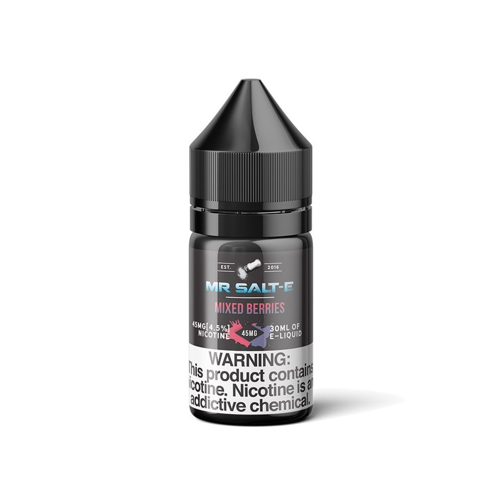 Mr. Salt-E Mixed Berries 30 | ml - Vape Delivery Orlando