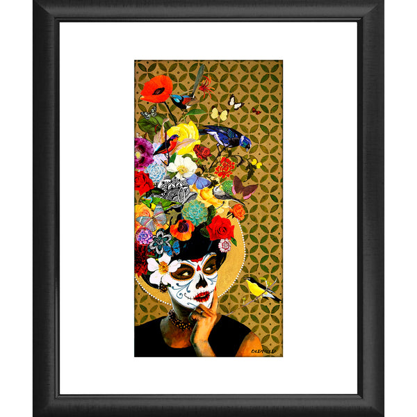 'A Little Bird Told Me 3' Fine Art Print