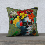 'Frida 2' - 18x18 Pillow Cover