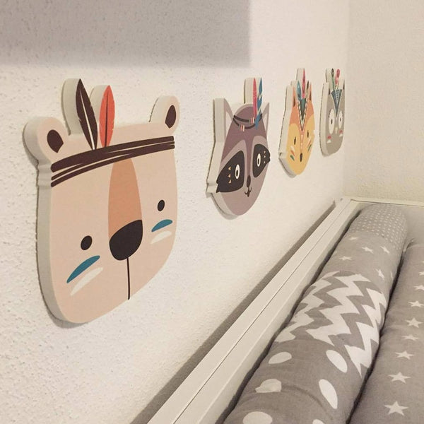 Animal Wall Mount Decor
