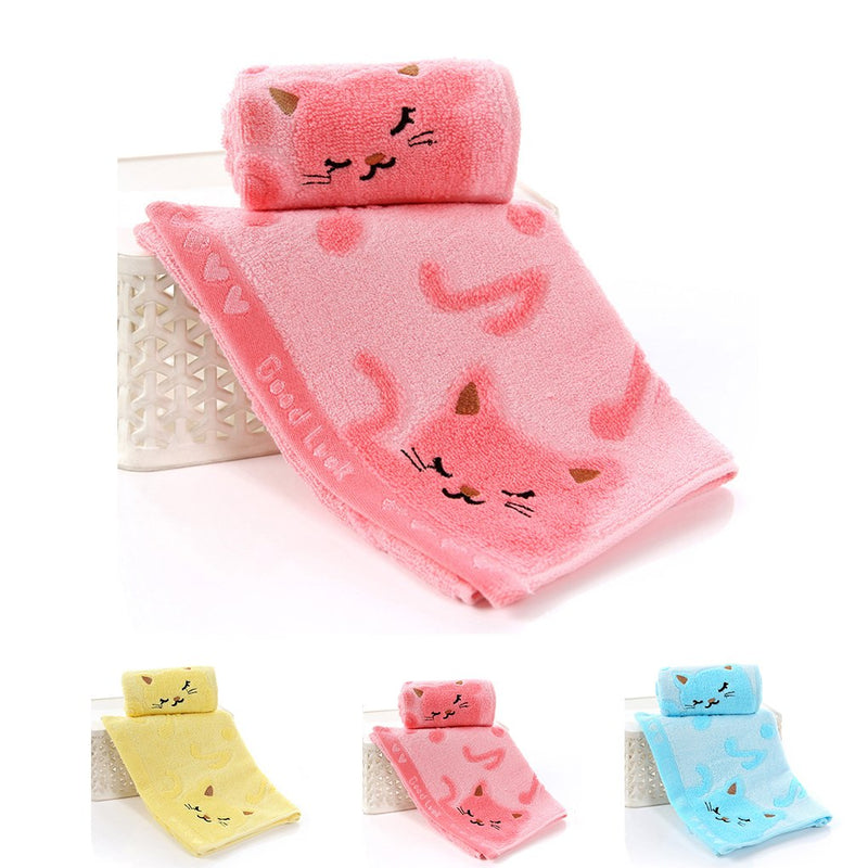 1 Piece Baby Bath Towels 100% Cotton Gauze Solid New Born Baby Towels Ultra Soft Strong Water Absorption Baby Care
