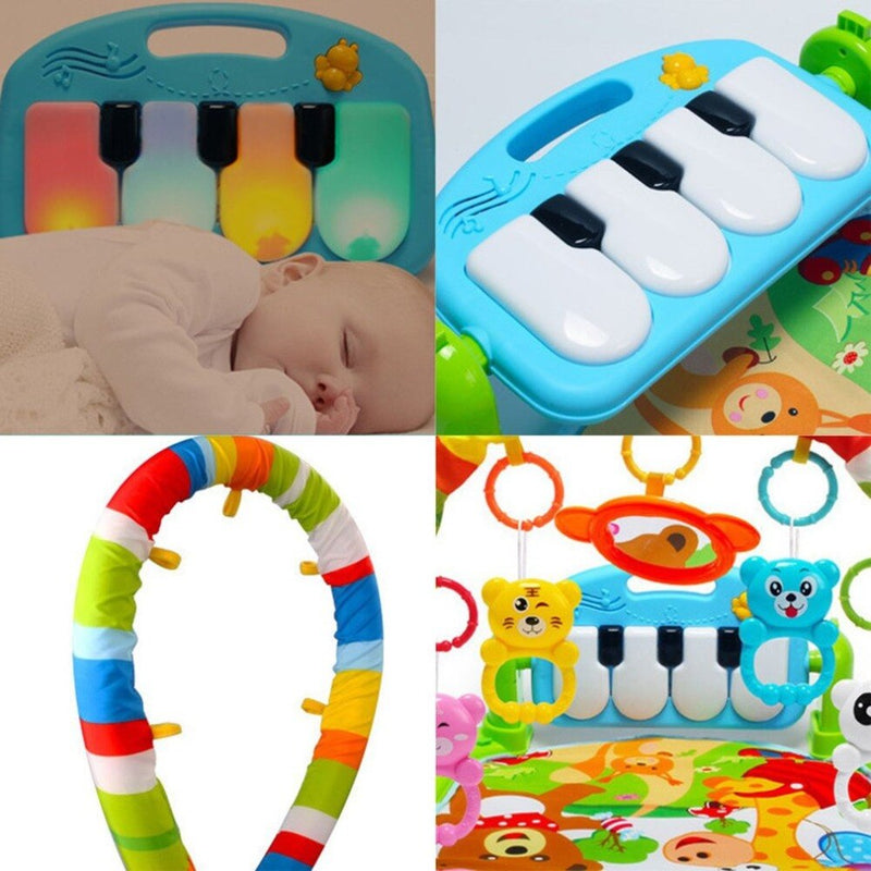 3 in 1 Baby Play Mat