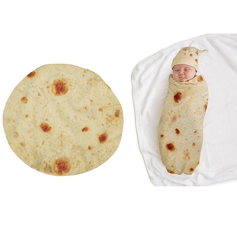 Tortilla Sleeping Blanket