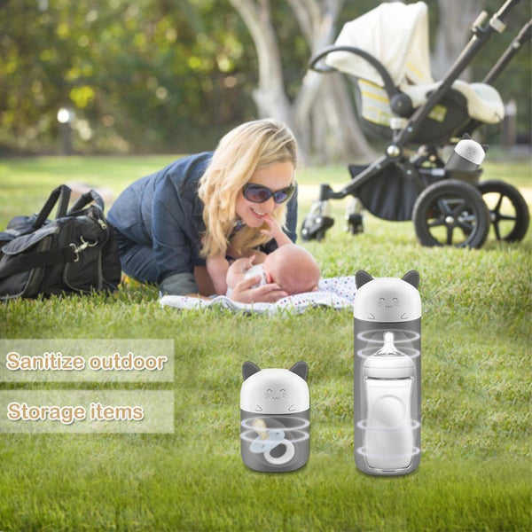 Portable Baby Feeding Bottle Disinfector
