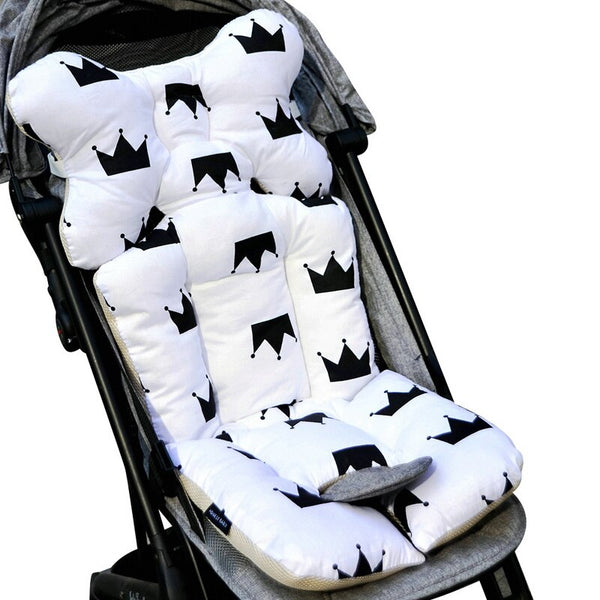 Baby Stroller Seat Breathable For Stroller Car 3D