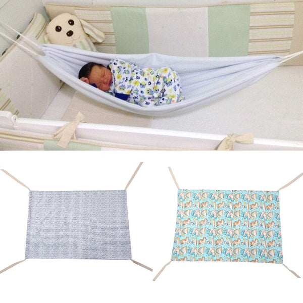 Baby Swing Hammock Infant Bed Sleeping Bed Detachable Portable Folding Baby Bouncer Infant Crib for Newborn