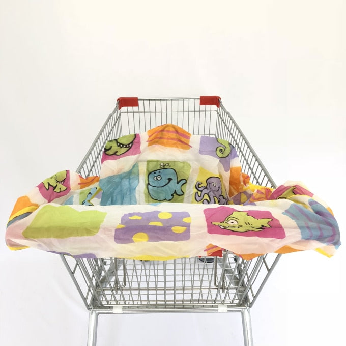 Shopping Cart Baby Cover