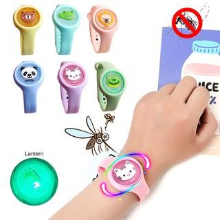 Anti Mosquito Band Reusable Cartoon Baby, Mosquito Repellent Bracelets Watch - Brand New