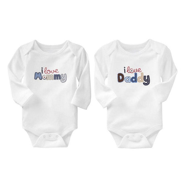New Baby Conjoined Clothing Spring And Autumn Cotton Boy Girl Long-sleeved Baby Climbing Clothes Newborn kids Body Suits Clothes