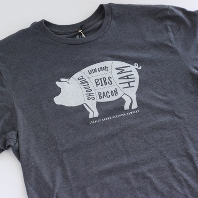 Locally Grown - Pig Love - Phantom