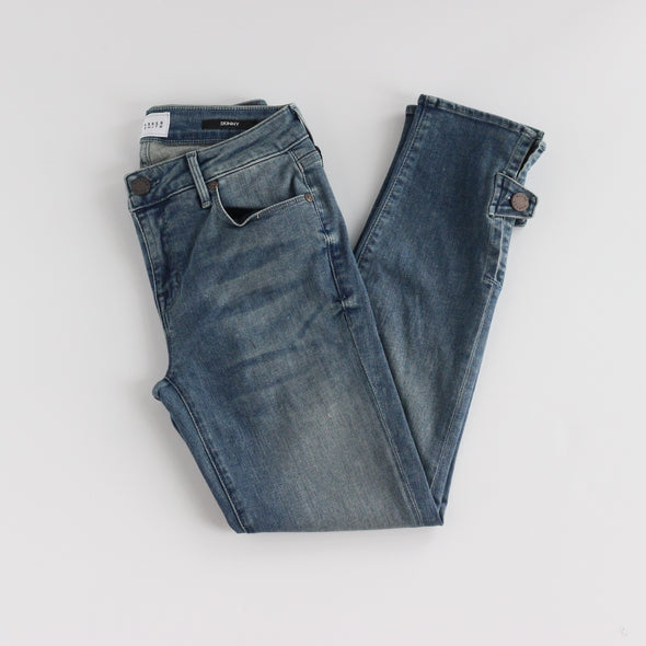 Parker Smith Side Snap Skinny - Multitude