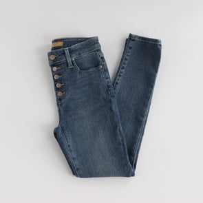 Joe's Jeans The Charlie Crop - Nessa