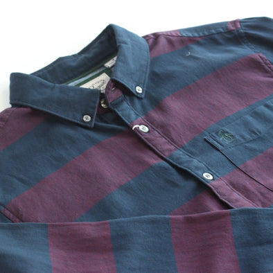 Original Penguin Woven - Tawny Port